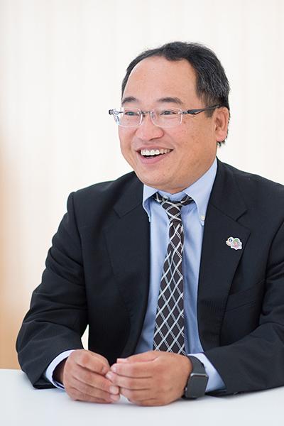 川田社長写真